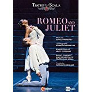 Sergei Prokofiev: Romeo & Juliet [Roberto Bolle; Misty Copeland; Antonino Sutera; Mick Zeni; Teatro alla Scala; Patrick Fournillier] [C Major Entertainment: 743508] [DVD]